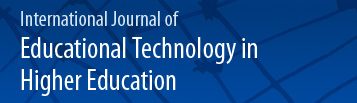 ETHE. International Journal of Educational Technology in Higher Education