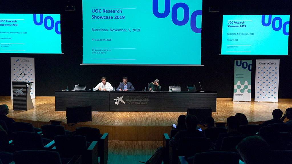 Alt: UOC Research Showcase 2019