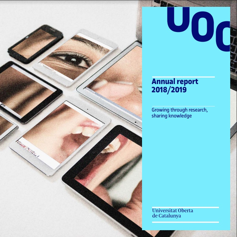 Annual Report of the academic year 2018/2019