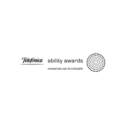 Logo Telefónica Ability Awards