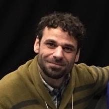 Foto del profesor Adrián Montesano