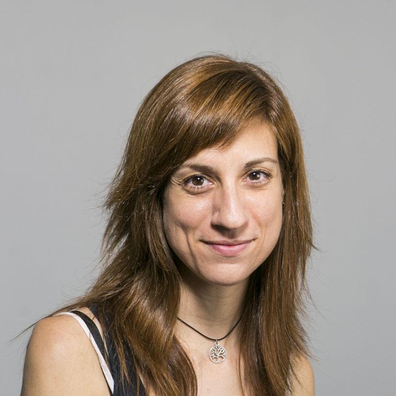 Photograph of Àgata Lapedriza García