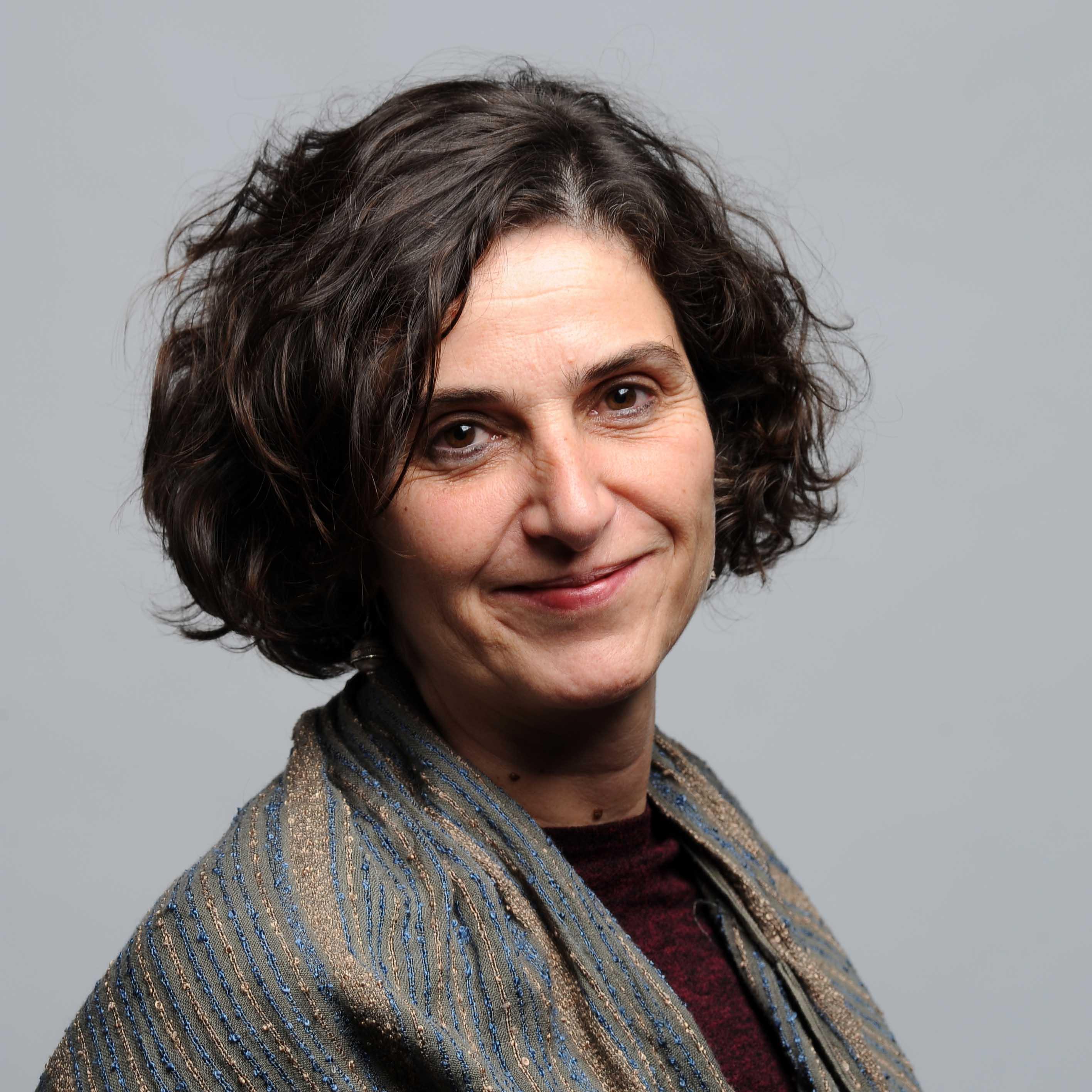 Foto de la professora Agnès Vayreda Duran