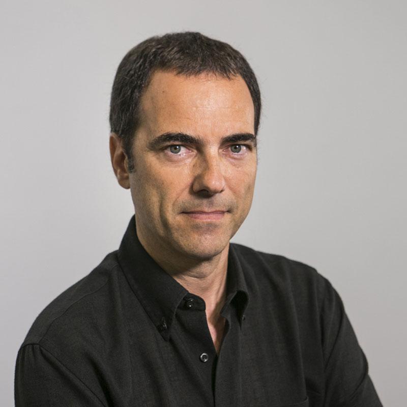 Foto del professor Albert Puig Gómez
