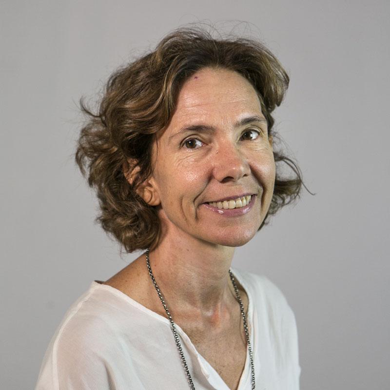 Foto de la profesora Ana Sofía Cardenal Izquierdo