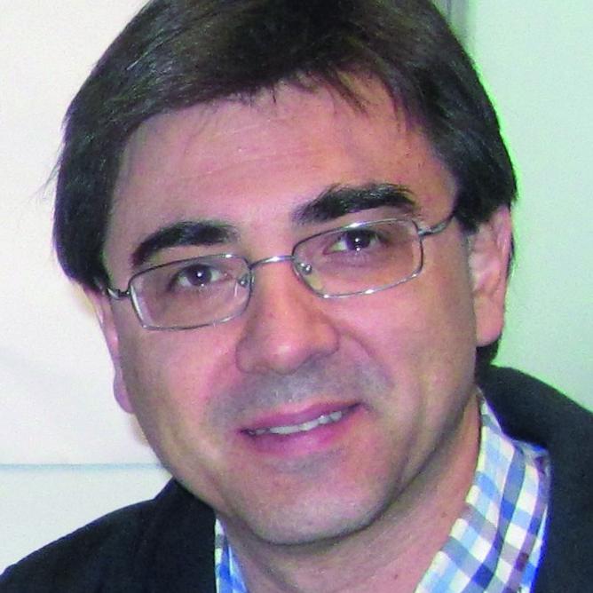 Foto del professor �ngel A. Juan P�rez