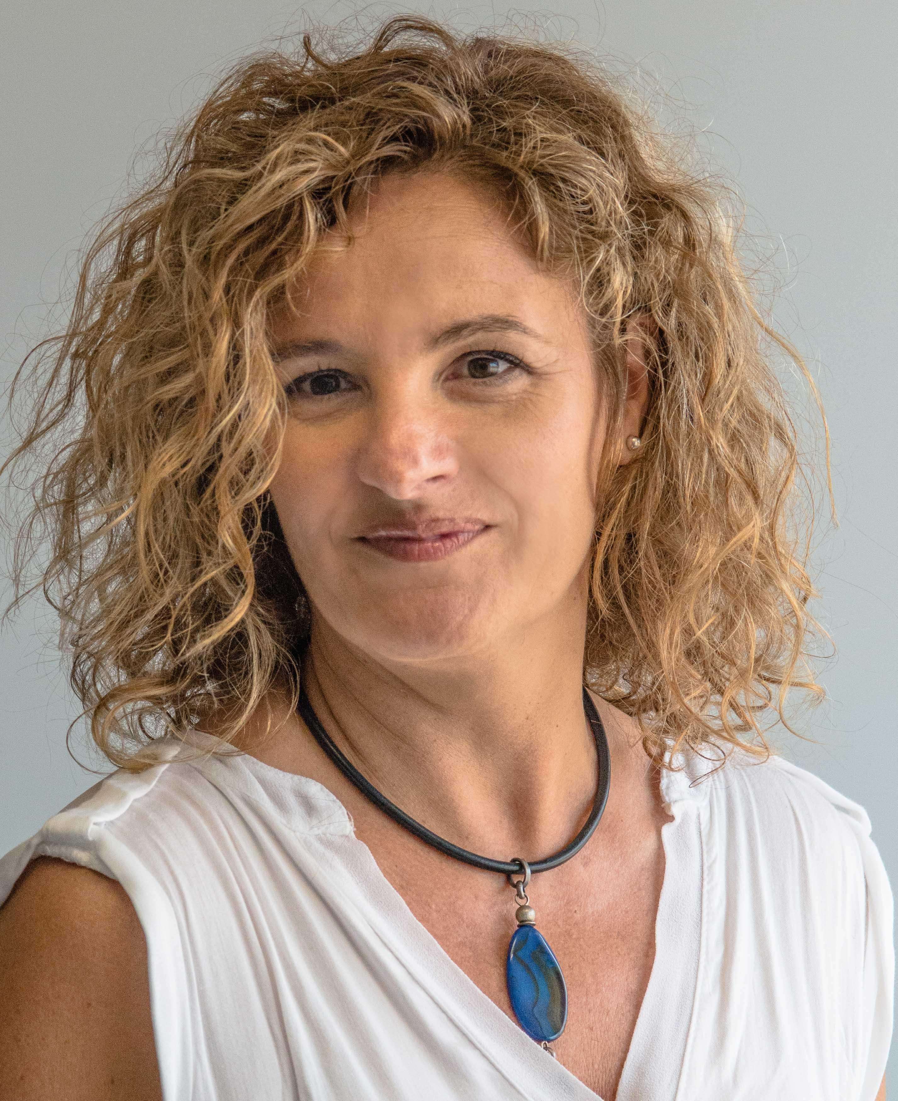 Foto de la profesora �ngels Rius Gavidia