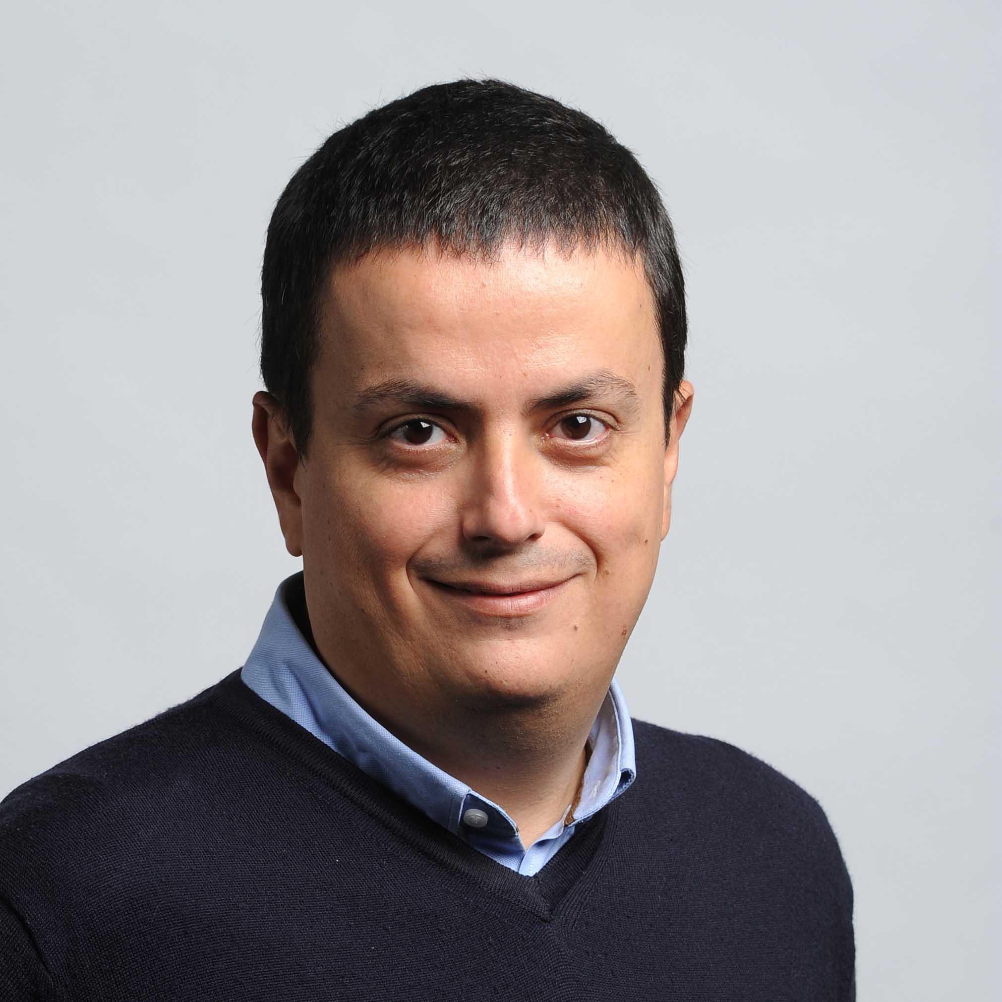 Foto del professor Antoni Oliver Gonzàlez