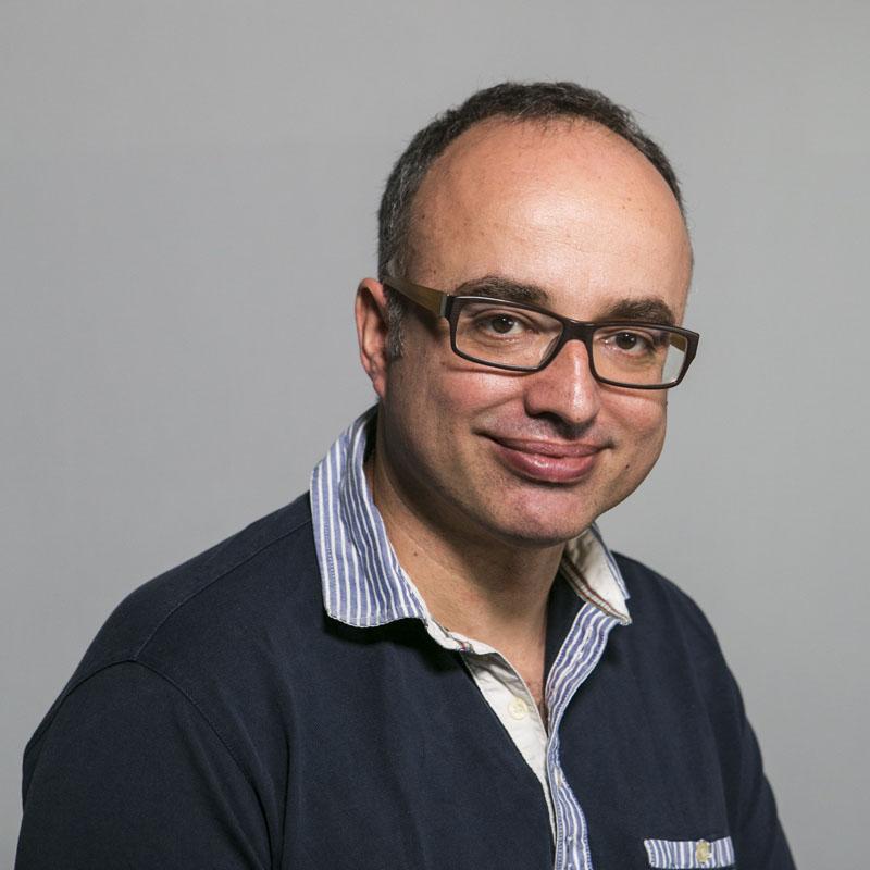 Foto del profesor Antoni Roig Telo