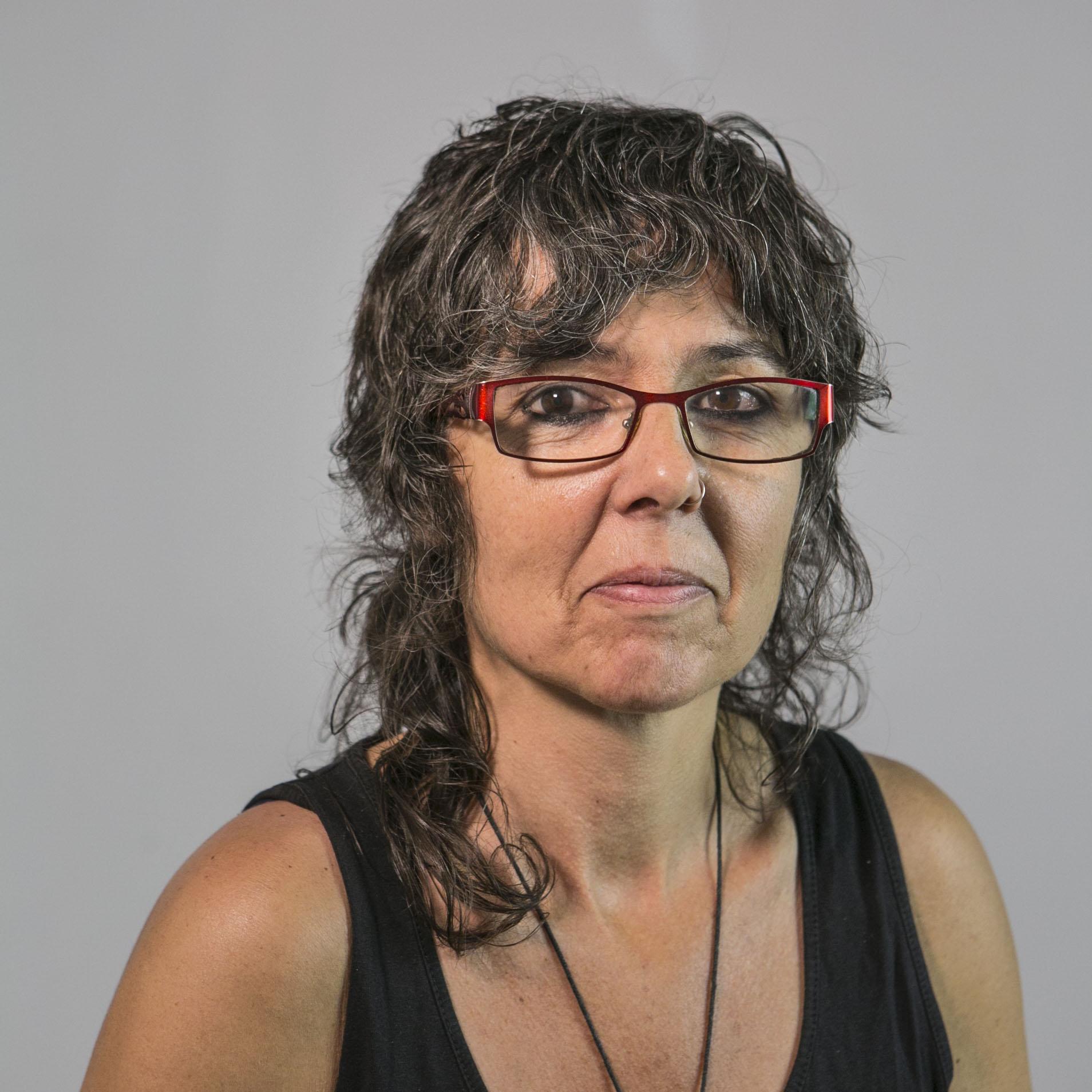 Foto de la professora Asun Pié Balaguer