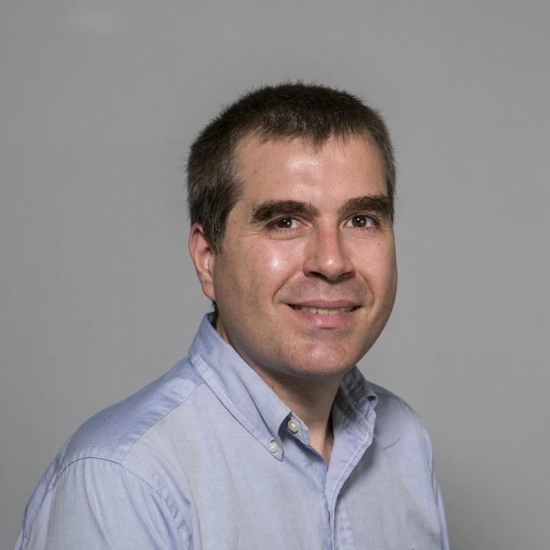Photograph of Carles Monzo
