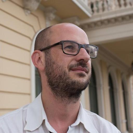 Foto del professor Daniel López