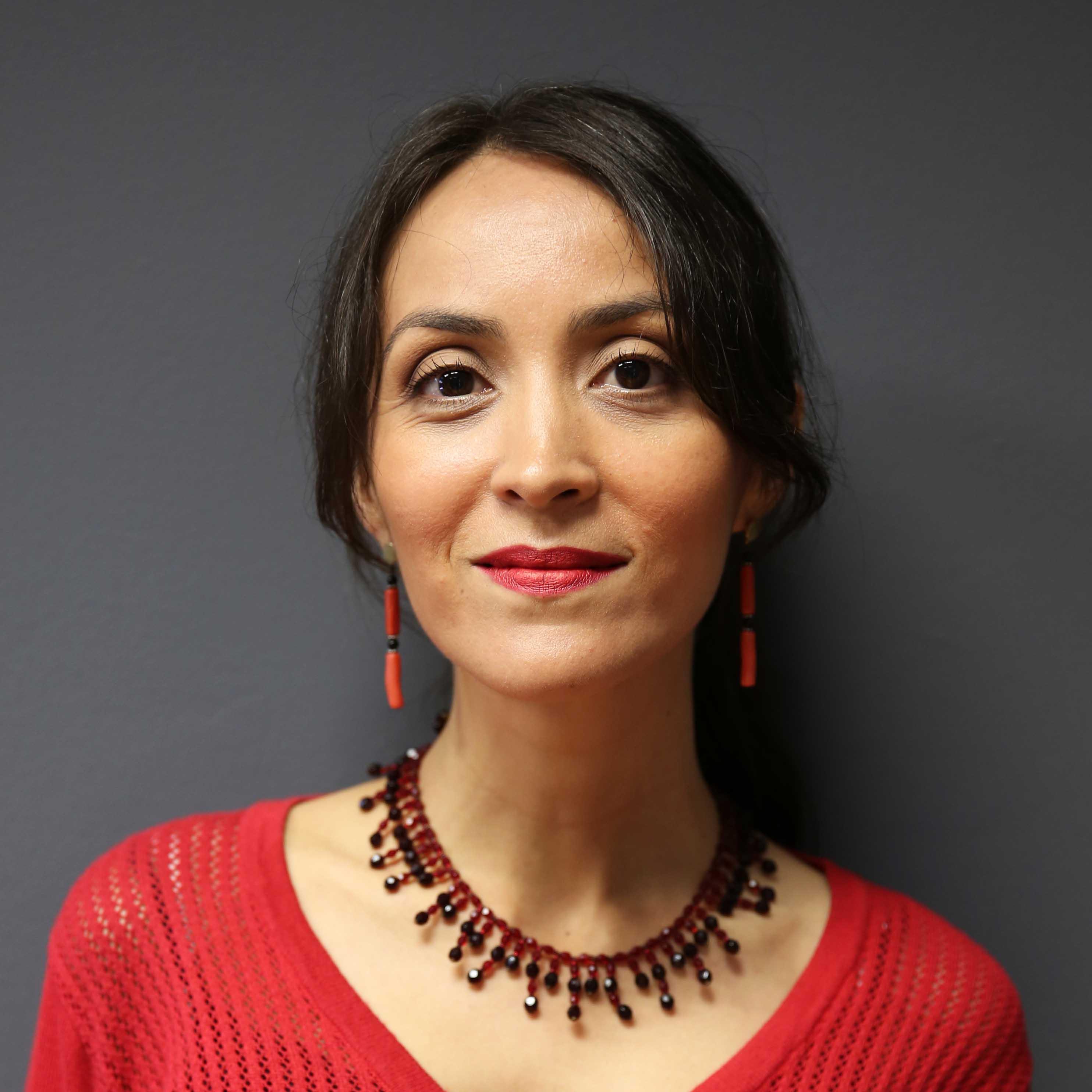 Photograph of Diana Roig