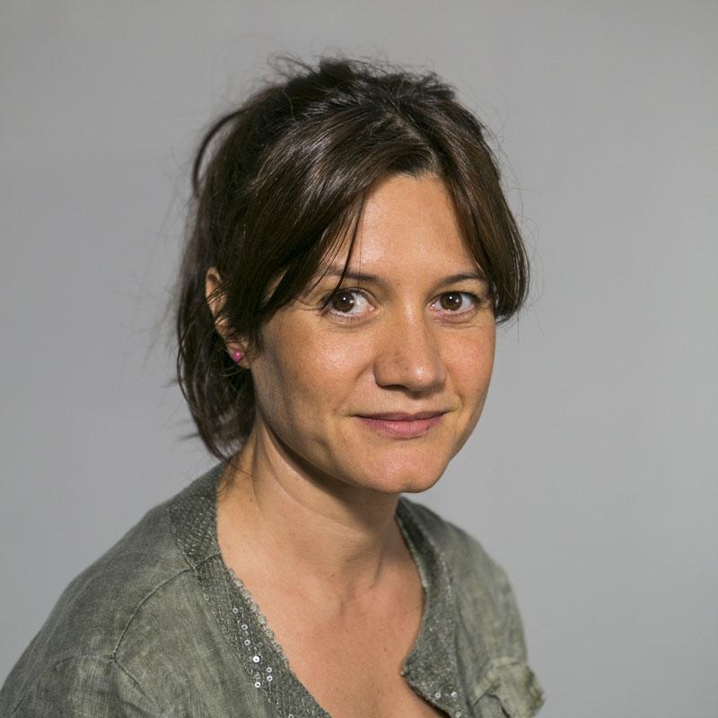 Foto de la professora Elisabet Motellón Corral