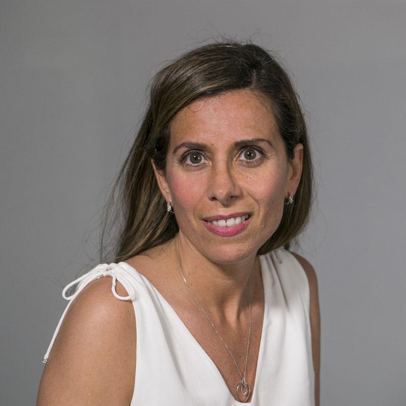 Foto de la professora Elisabet Ruiz Dotras