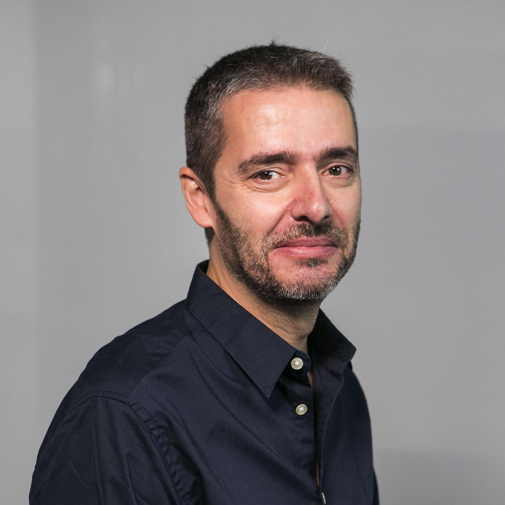 Foto del profesor Enric Mor Pera