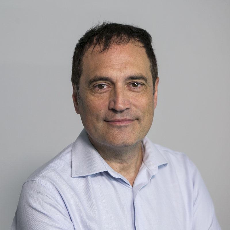 Foto del professor Enric Serradell López