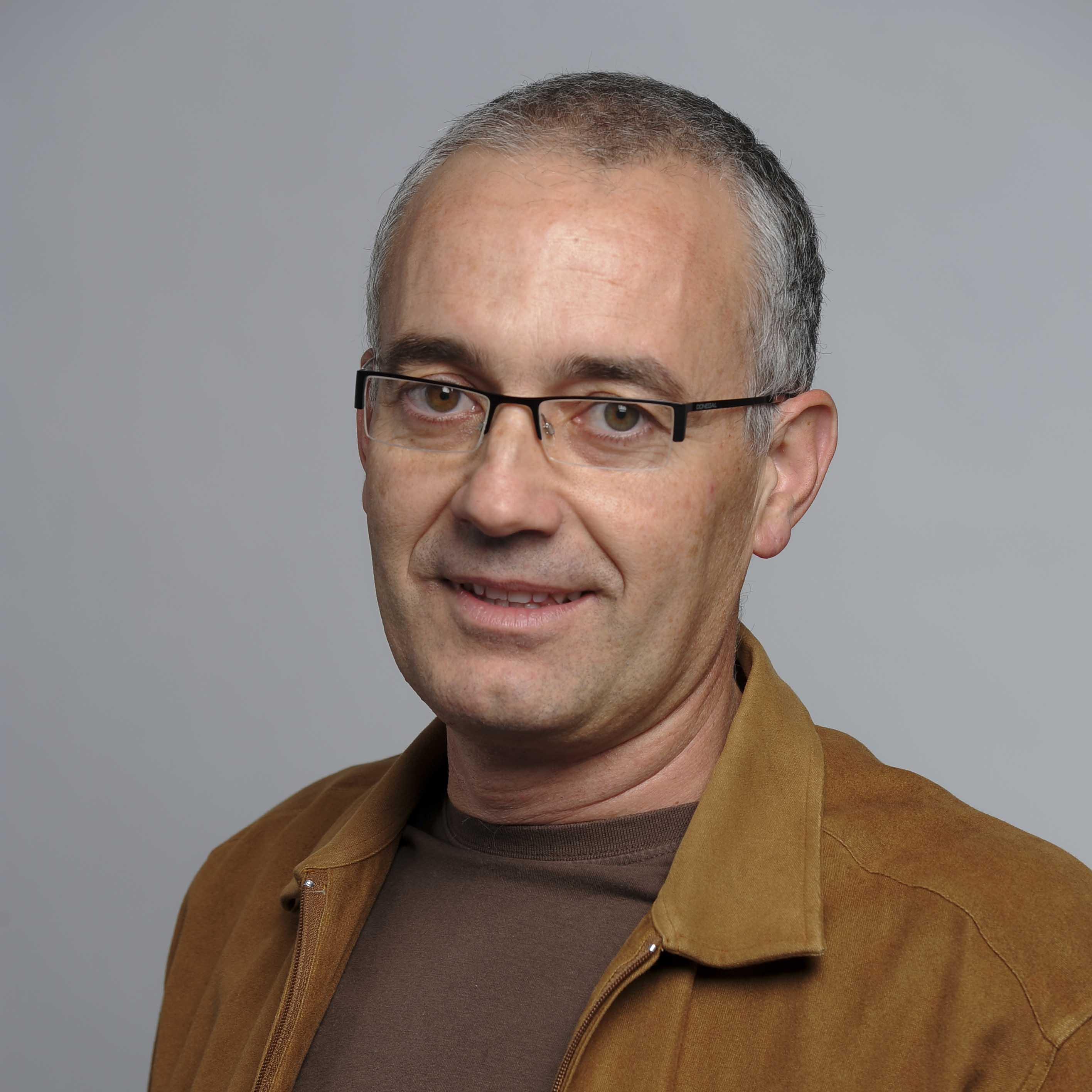 Foto del professor Ferran Giménez Prado