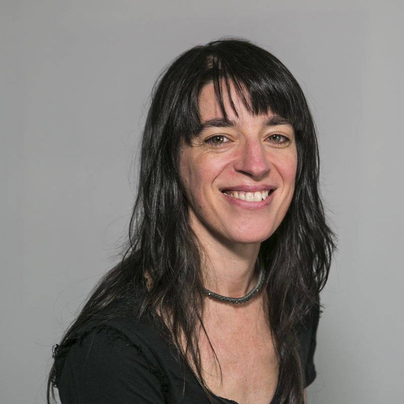Foto de la profesora Iolanda García González