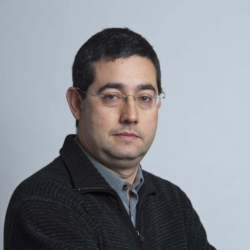 Foto del professor Jaume Claret Miranda