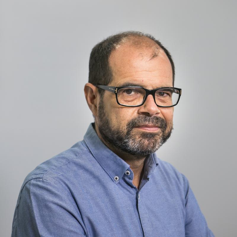 Photograph of Joan Miquel Gomis L�pez