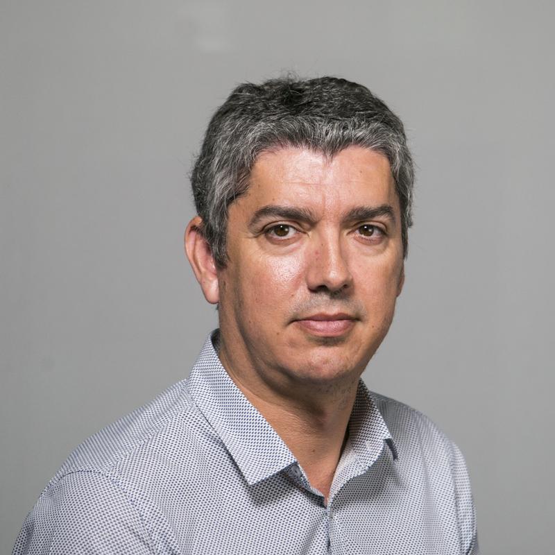 Photograph of José Antonio Morán Moreno