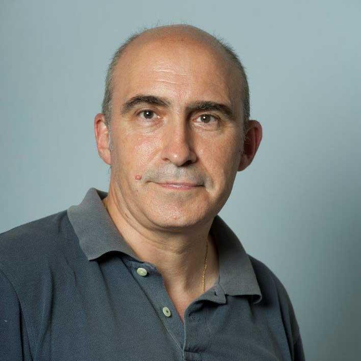 Foto del profesor Josep Lladós Masllorens