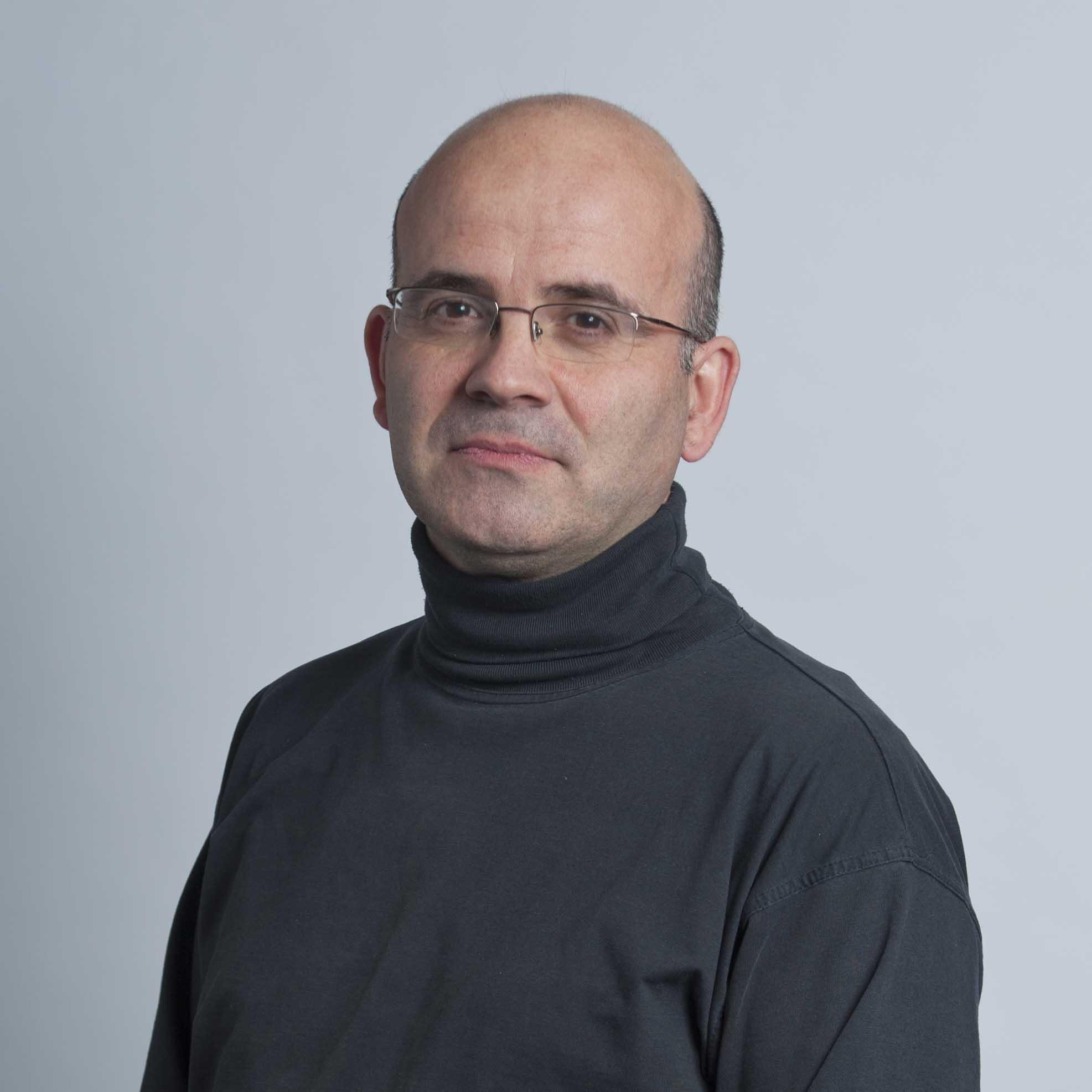 Foto del professor Josep Maria Marco Sim�
