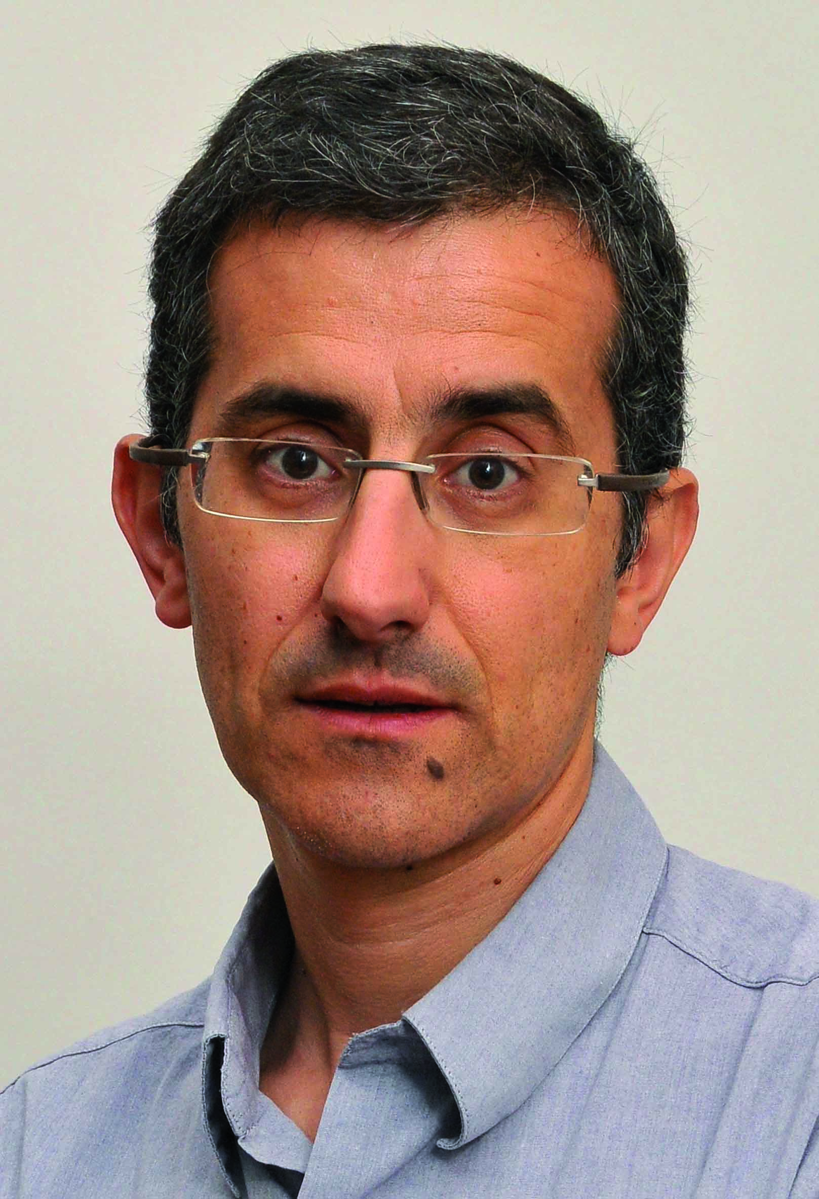 Foto del profesor Josep M. Mominó de la Iglesia