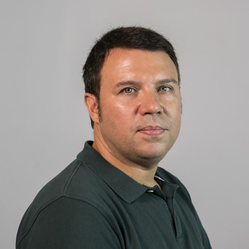 Foto del profesor Lluís Garay Tamajón