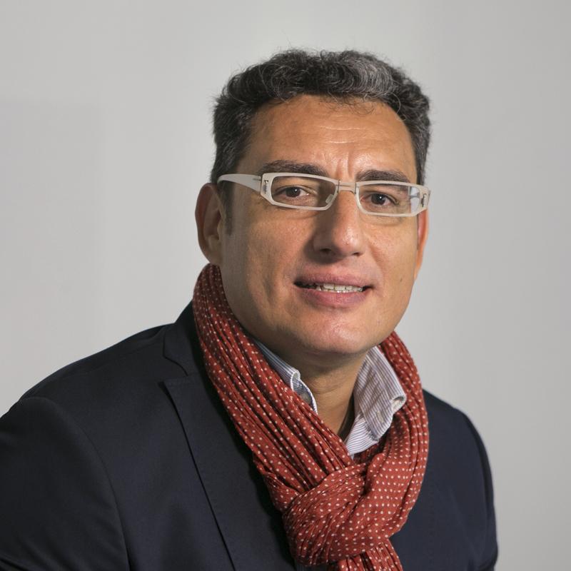 Foto del professor Lluís Pastor Pérez