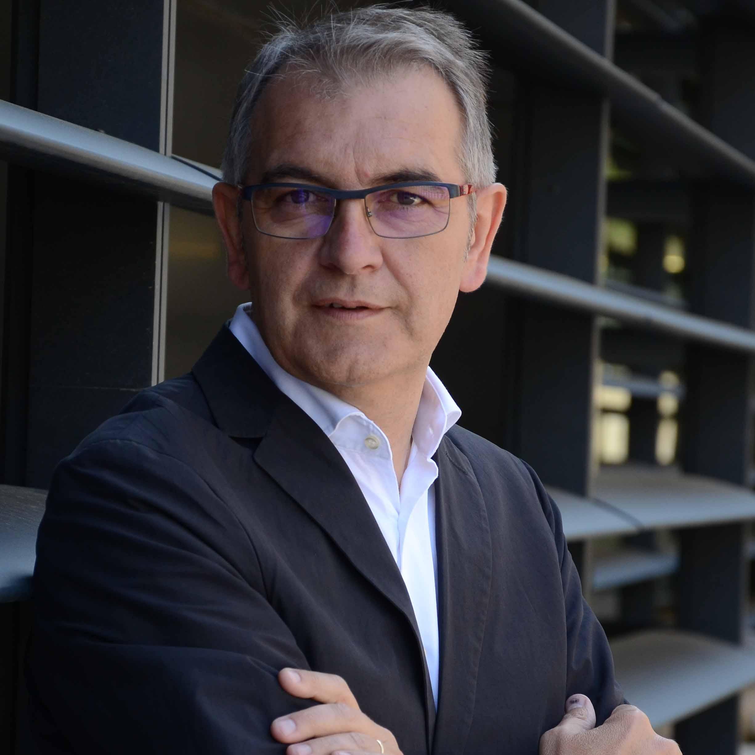 Foto del professor Manel Jaria