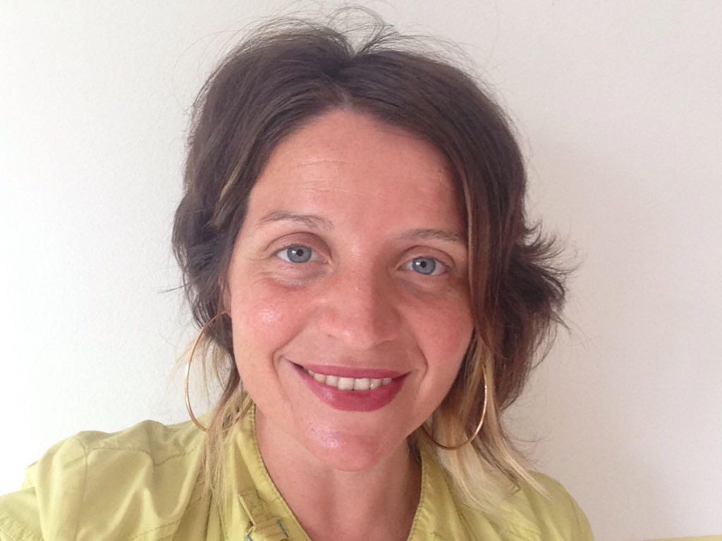Foto de la professora col·laboradora Mireia Cabero