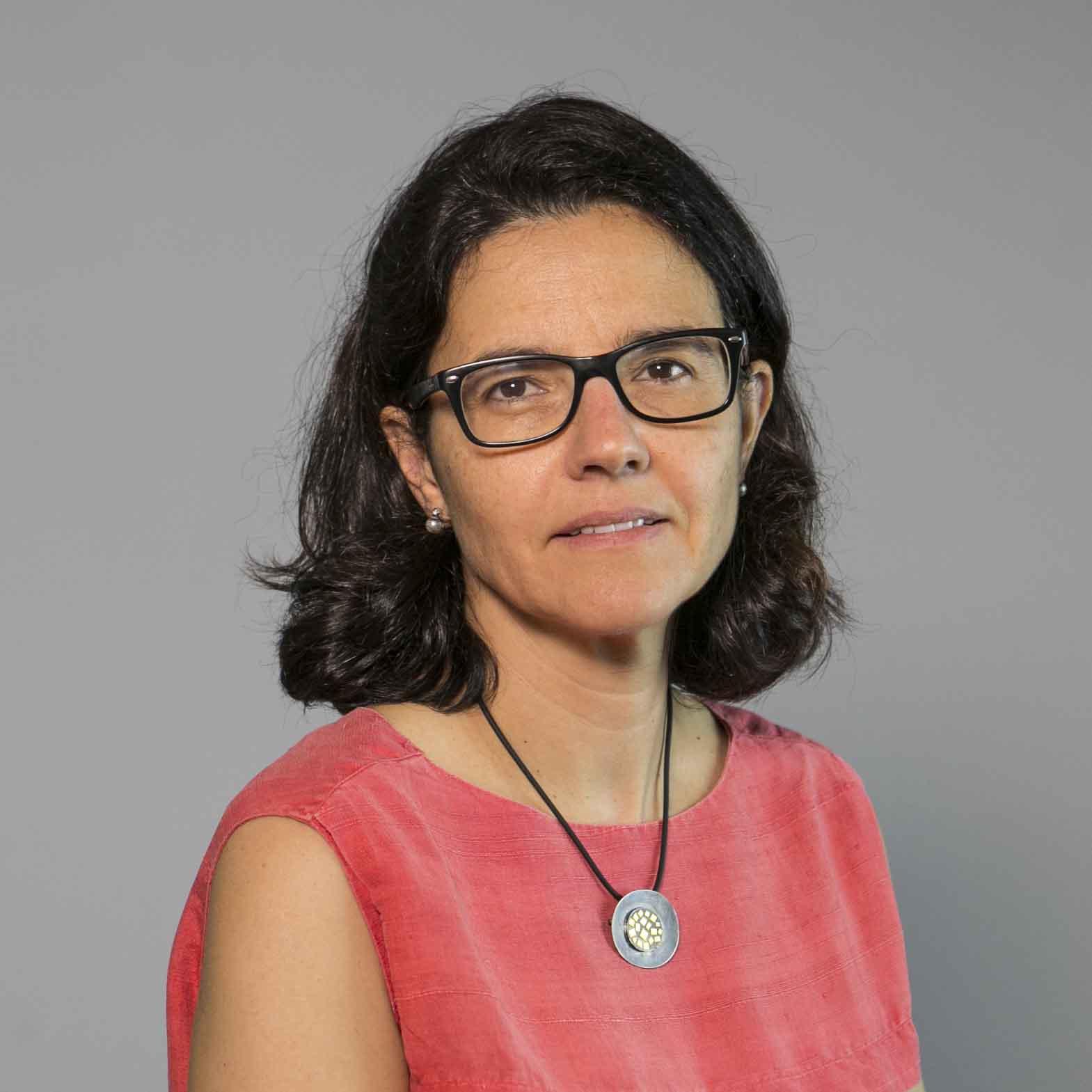 Foto de la professora Mònica Vilasau Solana
