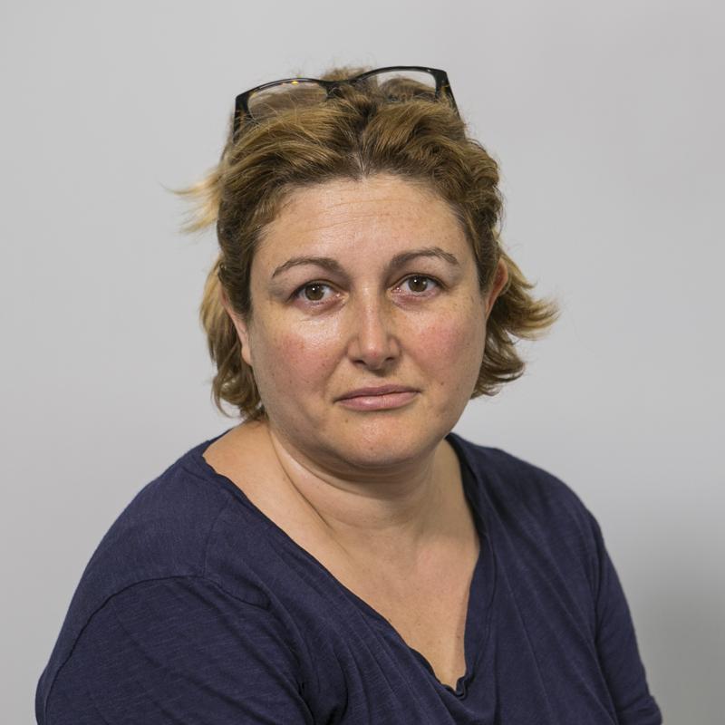 Foto de la profesora Natàlia Cantó Milà