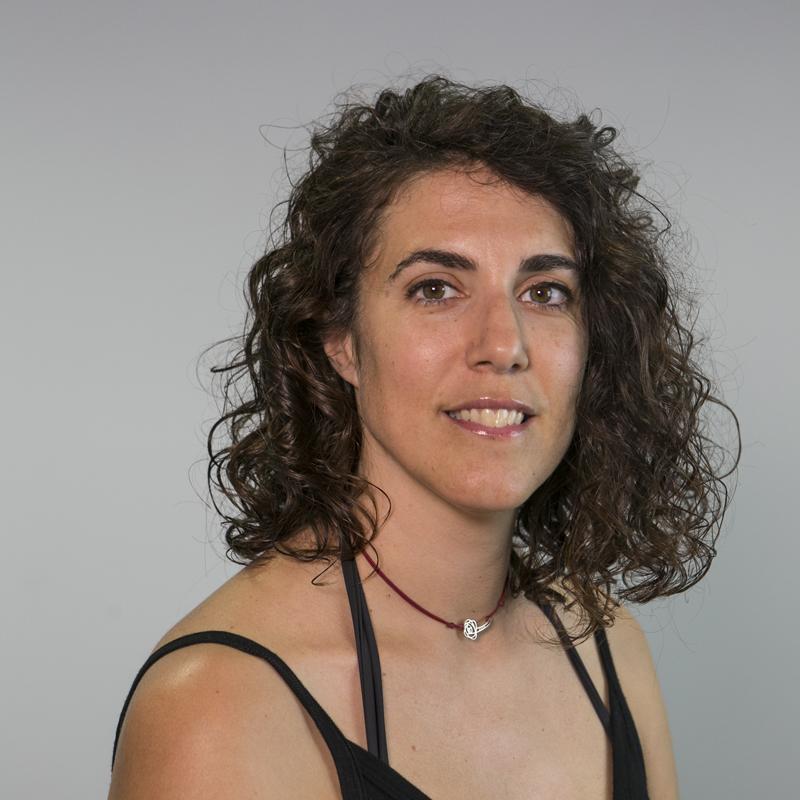Foto de la professora N�ria Ferran Ferrer