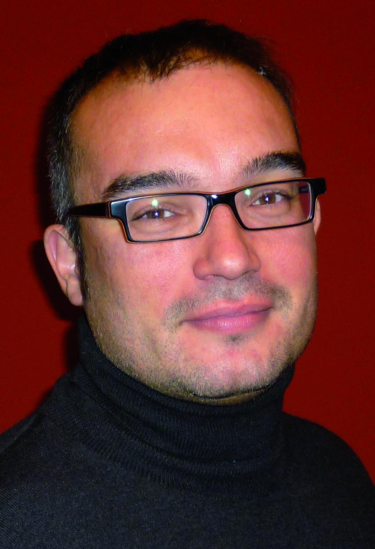 Foto del profesor Pau David Alsina Gonz�lez