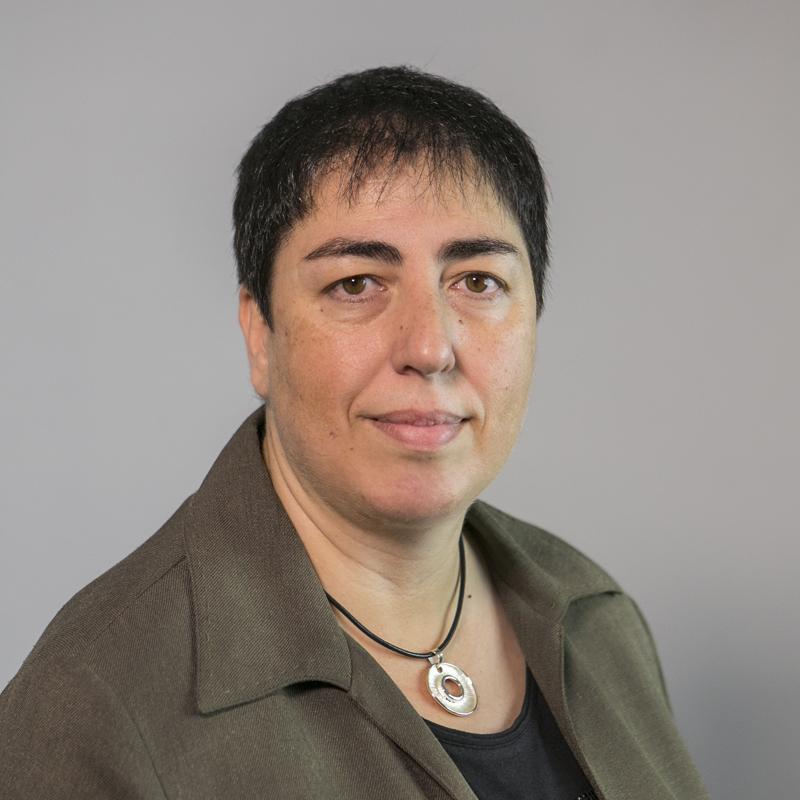 Foto de la professora Pilar García
