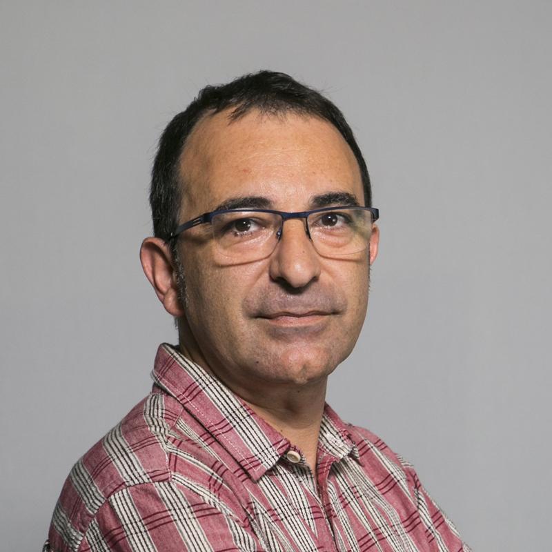 Foto del professor Segundo Moyano Mangas