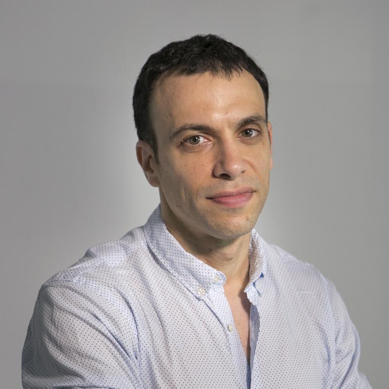 Foto del profesor Sergi Fàbregues Feijóo