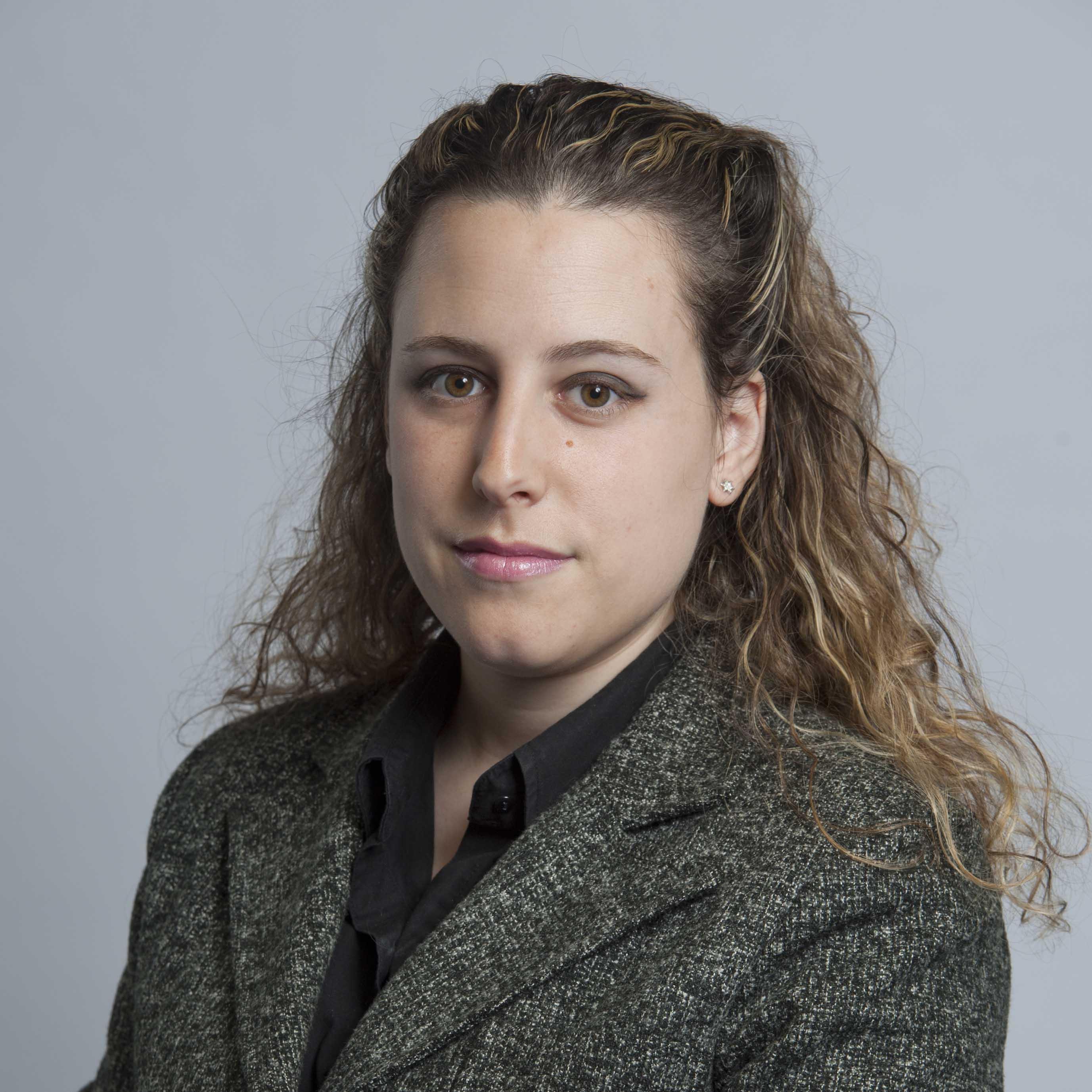Photograph of Silvia Martínez Martínez