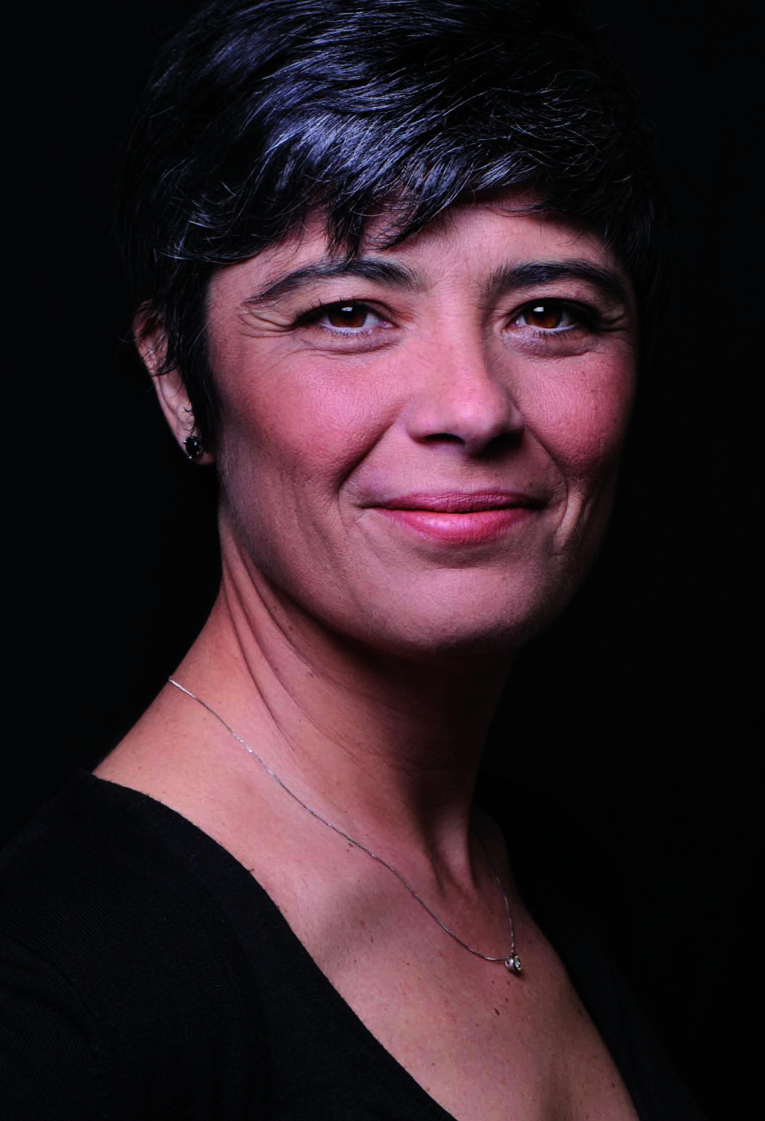 Foto de la professora Soledad Morales Pérez