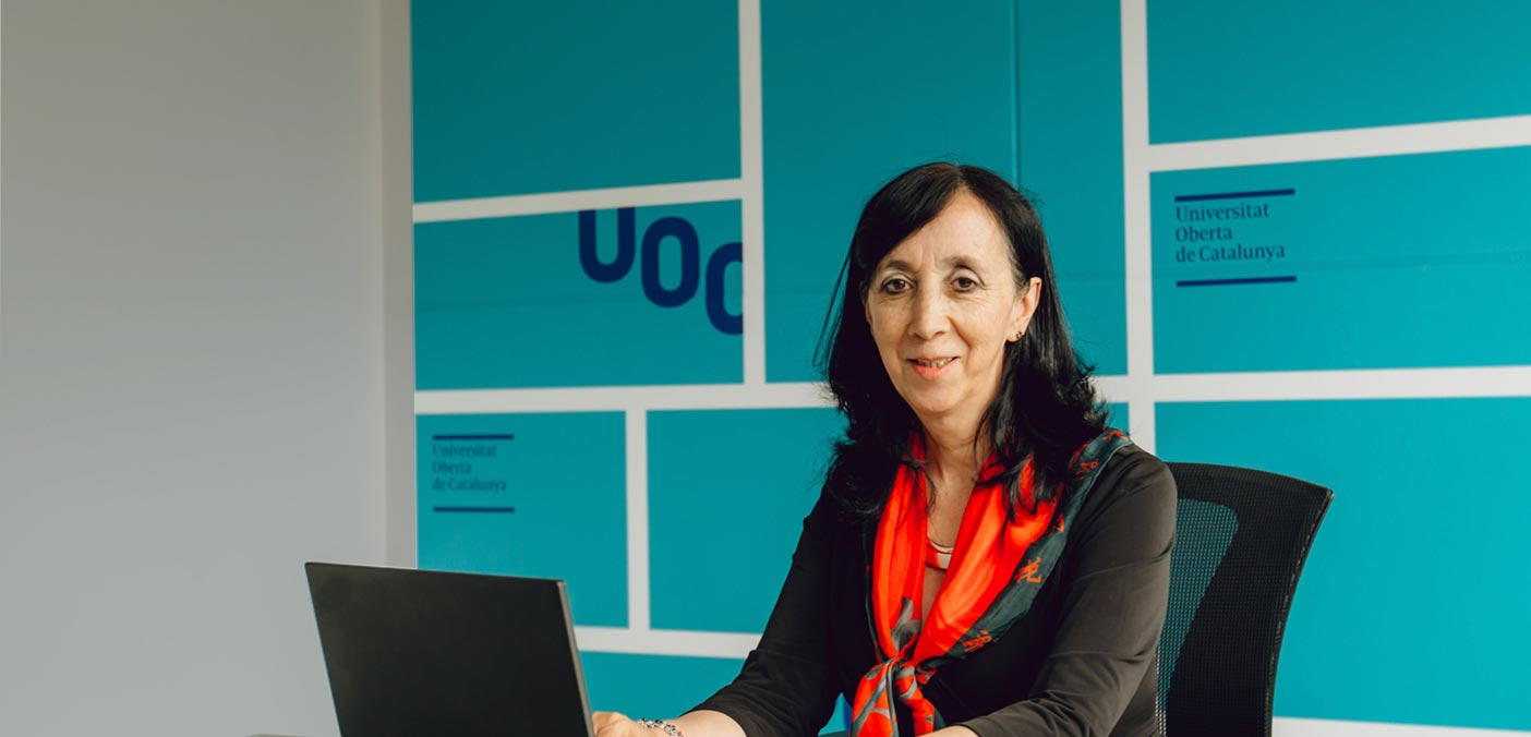 Pilar Murcia, director of the new UOC office in Colombia
