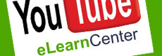 Visita el canal YouTube del eLearn Center