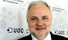 La col·laboració amb les universitats i els centres de recerca i la internacionalització, eixos del mandat de Josep A. Planell