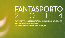 Fantasporto: 34 Festival internacional de cinema do porto