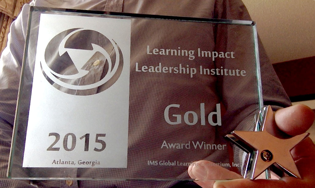 Learning Impact Awards